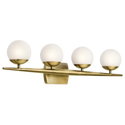 Contemporary Bathroom Vanity Lighting by ShopFreely