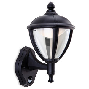 Unite Lantern Outdoor Wall Light With PIR