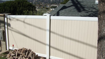 Vinyl Fence and Gates