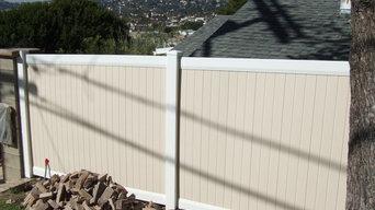 Vinyl Fence and Gates