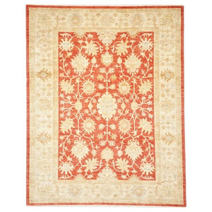 Ziegler Farahan Oriental Rug, Pakistan Hand-Knotted, 190x152 cm