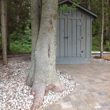 INCORPORATING NATURAL BEAUTY:  TOUGH OAKS LANDSCAPING, Barrie, Ontario