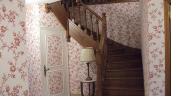 Réalistion Escalier