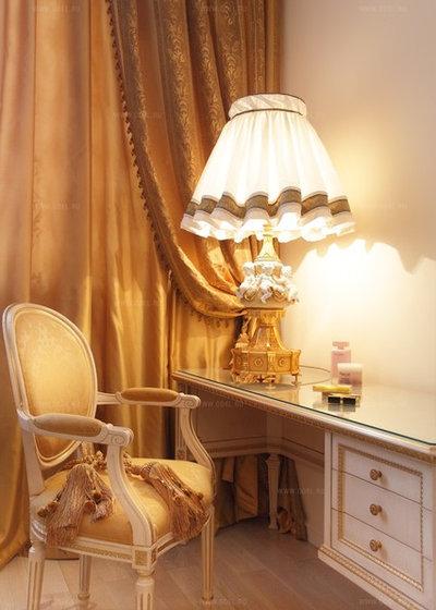 Классический Спальня by Дизайн-ателье ODEL