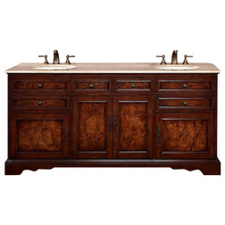 Spectacular Traditional Bathroom Vanities And Sink Consoles by Unique Online Furniture