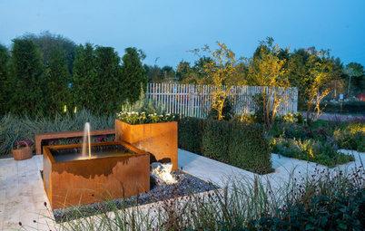 Сад недели: с огородом, кортеном и «живоносным источником»
