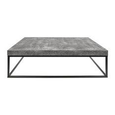 Temahome - Petra Coffee Table, Rectangular - Coffee Tables