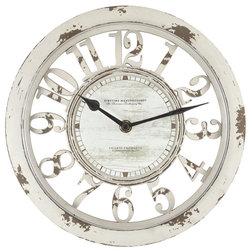 Farmhouse Wall Clocks by FirsTime Manufactory