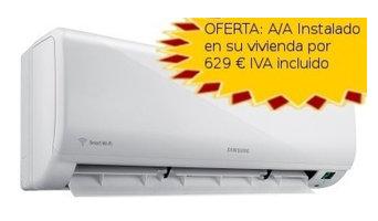 Oferta instalación Aires Acondicionados