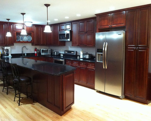 remodeled kitchen cabinet home design ideas renovations