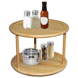 Contemporary Pantry And Cabinet Organizers by HOME BASICS
