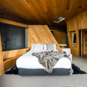 Mt Isthmus lodge, The Lindis Group   Luxury Accommodation