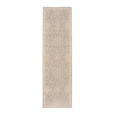 "Kathy Ireland Home Royal Serenity St James Rug, Cloud, 2'3""x8'0"" Runner"