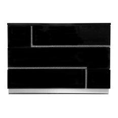 Barcelona 3-Drawer Dresser