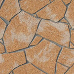 Delap Flexible Stone - Natural Stone Thin Stone Veneer Case Of 43.05 Sq Ft (4m2) - Natural marble chips
