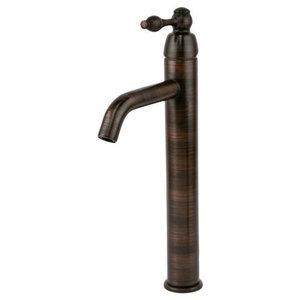 Tru-Faucet Vessel Faucet Oil Rubbed Bronze