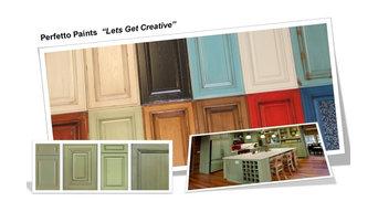 Perfetto paints | Decorative Finishes | DIY | Metallic Paints