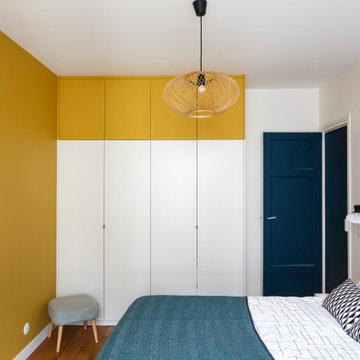 42 m2 coloré