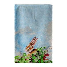 Betsy Drake Jack Rabbit Beach Towel