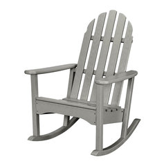 Contemporary Outdoor Rocking Chairs Houzz