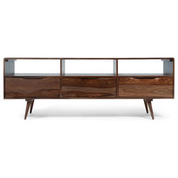 Midcentury Entertainment Centers And Tv Stands by Houzz