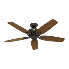 "Hunter Fan Company 52"" Newsome Damp Premier Bronze Ceiling Fan"
