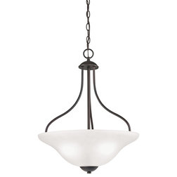 Transitional Pendant Lighting by IsabellesLightingcom