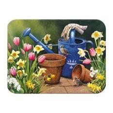 McGowan Tuftop Spring Garden Cutting Board- Medium