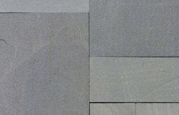 Mountain Bluestone Pavers, Flamed, 12x24, Sandstone, Hardscape, 10 Pieces