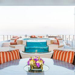 Interior Designer Reed Superyacht Lucky Lady Juniper Hill Furniture