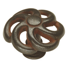 Charleston Knob, Rustic Iron