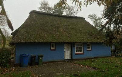 Antes y después: De granja anticuada a casa de vacaciones idílica