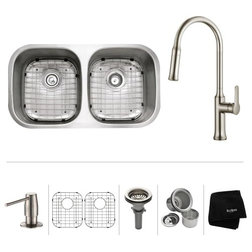 Contemporary Kitchen Sinks by Kraus USA, Inc.