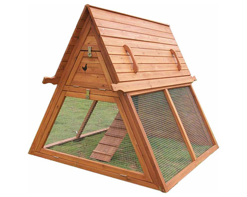 Portable Chicken Coop For 3 To 5 Hens