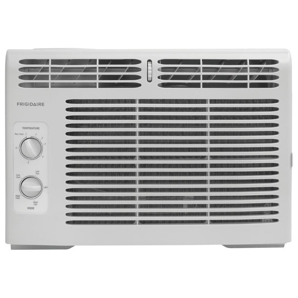 5,000 BTU 115V Window-Mounted Mini-Compact Air Conditioner