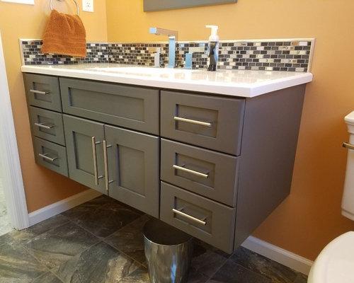 Bertch Bath Powder Room Vanity - Bertch bathroom vanity