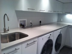 Counter Top On Front Load Washer Dryer