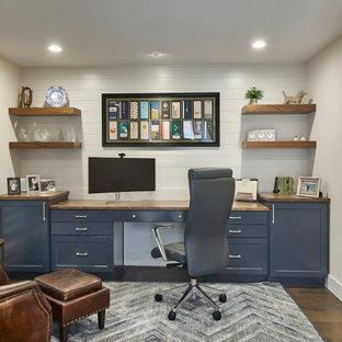 Idéer för att renovera ett arbetsrum