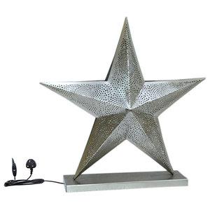Moroccan Star Table Lamp