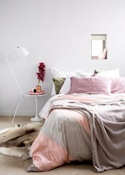 dormitorio by claudia stephenson interiors with cortinas dormitorio nia with decoracin dormitorio nia