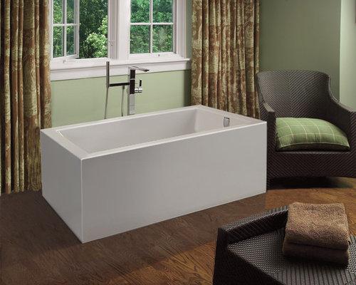Great MTI Andrea® 17 Sculpted Finish® #107A   Bathtubs