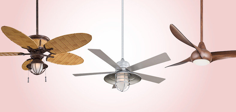 ... Fan That Works With Your Style. Whether You Are Looking For Something  Modern, Rustic, Tropical Or Traditional, This Collection From The Houzz  Shop Will ...