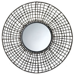 Modern Wall Mirrors by All J's Gifts and Treasures