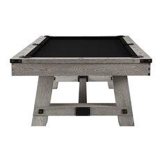 Yukon River 8' Slate Billiards Pool Table by Playcraft, Northern Drift
