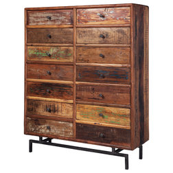 Rustic Dressers by The Khazana Home Austin Furniture Store
