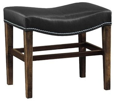 hickory chair ottomans and benches