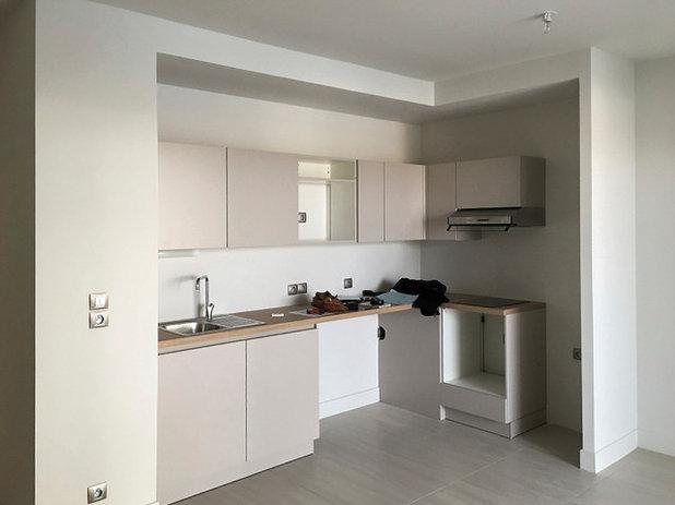 Avant/après : 21000 euros pour relooker un appartement neuf