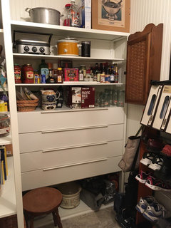 IKEA Pax for pantry?