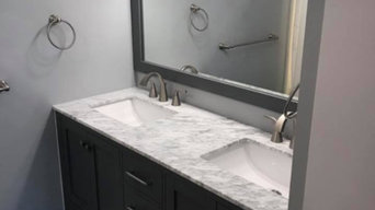 Completed Bathrooms