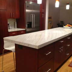 Perfect Kitchen Countertop Installation